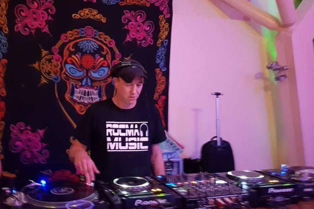DJ Neutronix @ Endstation 2018