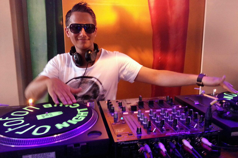 DJ Pausä @ Endstation 2018