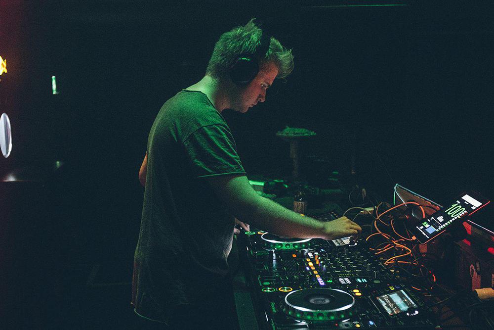 DJ Samzer @ Endstation 2018