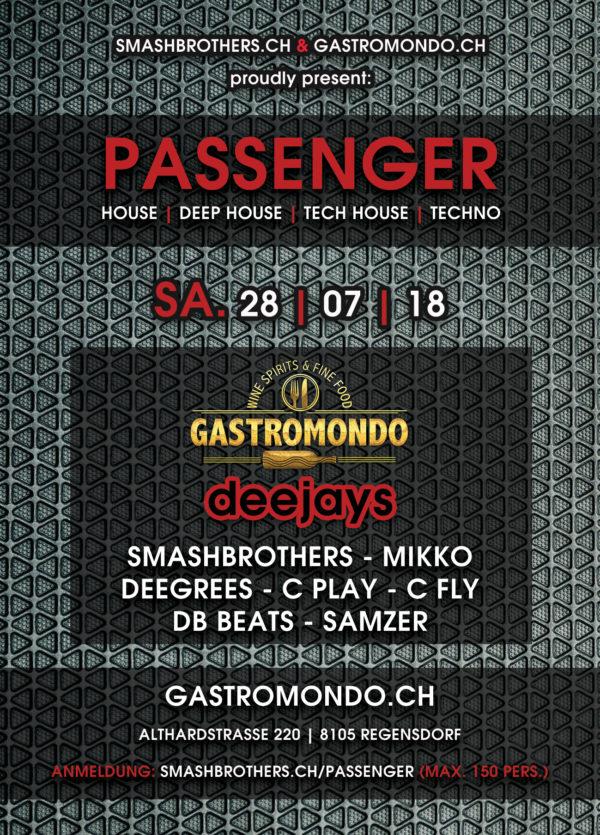 Passenger-Flyer